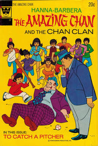 Cover Thumbnail for Hanna-Barbera The Amazing Chan and the Chan Clan (Western, 1973 series) #2 [Whitman Variant]