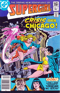Cover Thumbnail for The Daring New Adventures of Supergirl (DC, 1982 series) #2 [Canadian]