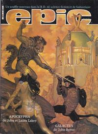 Cover Thumbnail for Epic (Arédit-Artima, 1983 series) #11