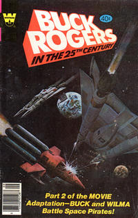 Cover Thumbnail for Buck Rogers (Western, 1964 series) #3 [Whitman]