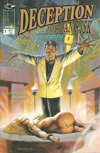 Cover Thumbnail for The Deception (Image, 1999 series) #1