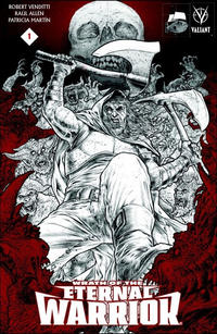 Cover Thumbnail for Wrath of the Eternal Warrior (Valiant Entertainment, 2015 series) #1 [Ssalefish Comics Exclusive - Juan Jose Ryp]