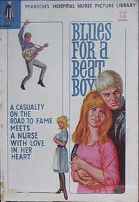Cover Thumbnail for Hospital Nurse Picture Library (Pearson, 1964 series) #32