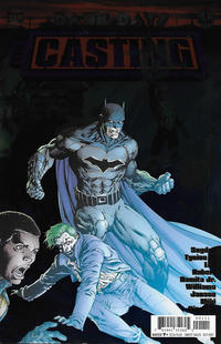 Cover Thumbnail for Dark Days: The Casting (DC, 2017 series) #1 [Jim Lee / Scott Williams Cover]