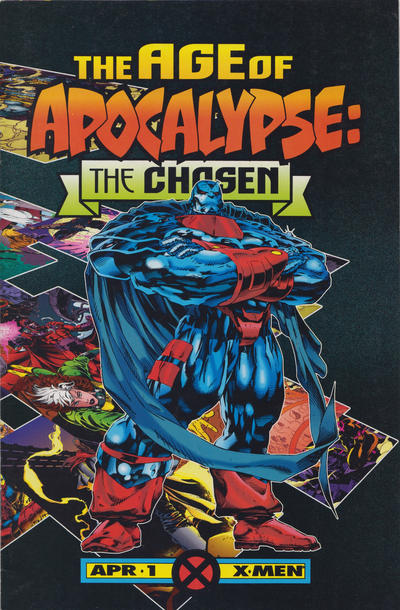 Cover for Age of Apocalypse: The Chosen (Marvel, 1995 series)