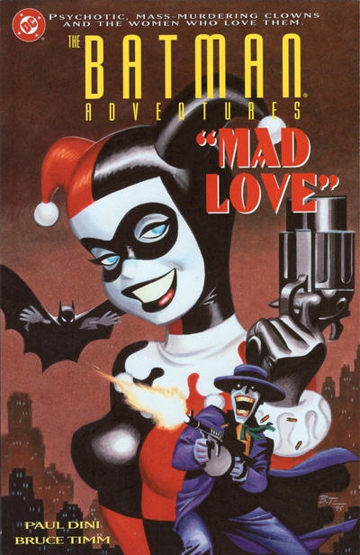 Cover for The Batman Adventures: Mad Love (DC, 1994 series)  [Standard Edition]