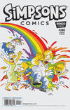 Cover for Simpsons Comics (Bongo, 1993 series) #240