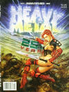 Cover for Heavy Metal Special Editions (Heavy Metal, 1981 series) #v16#3 - 25th Anniversay Special