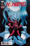 Cover for Ms. Marvel (Marvel, 2016 series) #20