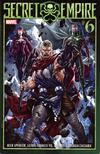 Cover for Secret Empire (Marvel, 2017 series) #6