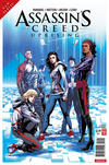 Cover for Assassin's Creed: Uprising (Titan, 2017 series) #1 [Cover D - Jimbo Salgado]
