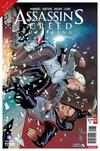Cover for Assassin's Creed: Uprising (Titan, 2017 series) #1 [Nerd Block - Maria Laura Sanapo]