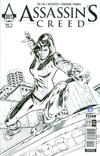 Cover for Assassin's Creed (Titan, 2015 series) #1 [Cover D - Incentive Neil Edwards Sketch Variant]