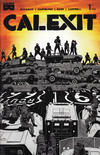 Cover Thumbnail for Calexit (2017 series) #1 [Cover A]