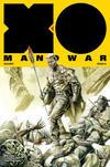 Cover for X-O Manowar (Valiant Entertainment, 2017 series) #1 [Cover E - J.G. Jones 1:50 Retailer Incentive Variant]