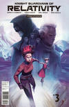 Cover for Knight Guardians of Relativity (Titan1studios, 2017 series) #3