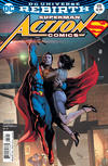 Cover for Action Comics (DC, 2011 series) #978 [Gary Frank Cover Variant]