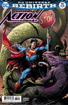 Cover for Action Comics (DC, 2011 series) #981 [Gary Frank Cover]