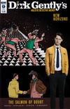Cover for Dirk Gently's Holistic Detective Agency: The Salmon of Doubt (IDW, 2016 series) #9 [Subscription Cover]