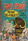 Cover for Five-Score Plus Comic Monthly (K. G. Murray, 1960 series) #30