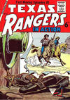 Cover for Texas Rangers in Action (L. Miller & Son, 1959 series) #1