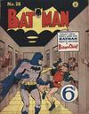 Cover for Batman (K. G. Murray, 1950 series) #28 [6D]