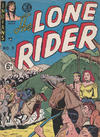 Cover for The Lone Rider (World Distributors, 1950 series) #3