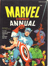 Cover for Marvel Comic Annual (World Distributors, 1970 series) #1970