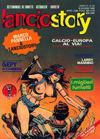 Cover Thumbnail for Lanciostory (Eura Editoriale, 1975 series) #v6#23