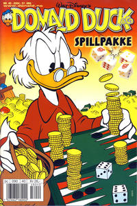 Cover Thumbnail for Donald Duck & Co (Hjemmet / Egmont, 1948 series) #40/2004