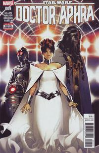 Cover Thumbnail for Doctor Aphra (Marvel, 2017 series) #9 [Kamome Shirahama]