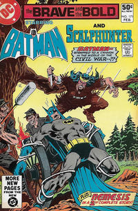 Cover Thumbnail for The Brave and the Bold (DC, 1955 series) #171 [Direct]