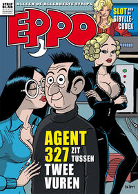 Cover Thumbnail for Eppo Stripblad (Don Lawrence Collection, 2009 series) #13/2017