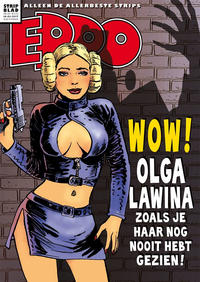 Cover Thumbnail for Eppo Stripblad (Don Lawrence Collection, 2009 series) #4/2017