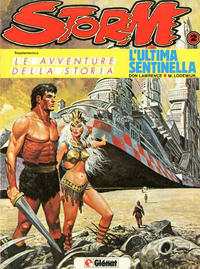 Cover Thumbnail for Storm (Glénat Italia, 1987 series) #2