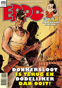 Cover Thumbnail for Eppo Stripblad (Don Lawrence Collection, 2009 series) #22/2015