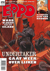 Cover Thumbnail for Eppo Stripblad (Don Lawrence Collection, 2009 series) #19/2015