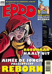 Cover Thumbnail for Eppo Stripblad (Don Lawrence Collection, 2009 series) #17/2015