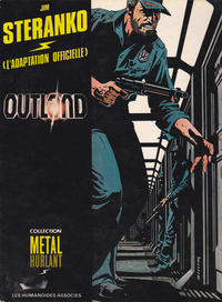 Cover Thumbnail for Outland (Les Humanoïdes Associés, 1982 series)