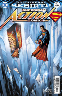 Cover Thumbnail for Action Comics (DC, 2011 series) #977 [Gary Frank Cover Variant]