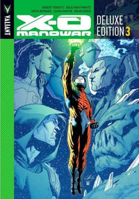 Cover Thumbnail for X-O Manowar Deluxe Edition (Valiant Entertainment, 2012 series) #3