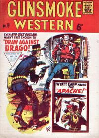 Cover Thumbnail for Gunsmoke Western (L. Miller & Son, 1955 series) #19