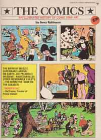 Cover Thumbnail for The Comics: An Illustrated History of Comic Strip Art (Berkley Books, 1976 series)