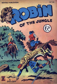 Cover Thumbnail for Robin (L. Miller & Son, 1952 ? series) #53