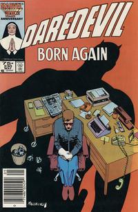 Cover Thumbnail for Daredevil (Marvel, 1964 series) #230 [Newsstand]