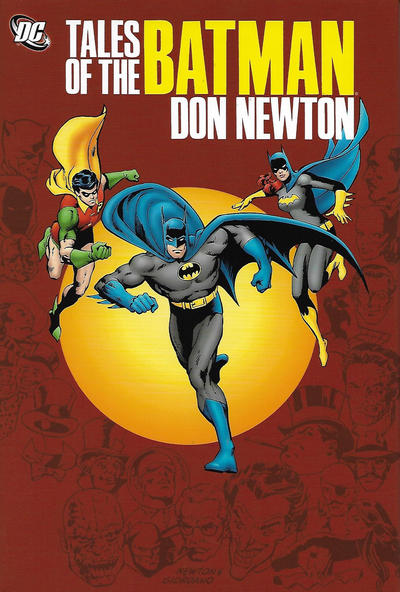 Cover for Tales of the Batman: Don Newton (DC, 2011 series)