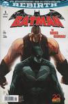 Cover for Batman (Panini Deutschland, 2017 series) #5
