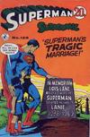 Cover for Superman Supacomic (K. G. Murray, 1959 series) #129