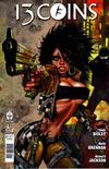 Cover for 13 Coins (Titan, 2014 series) #1 [Cover A - Simon Bisley]