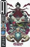 Cover for A1 (Titan, 2013 series) #1 [CarpeDiem Variant]